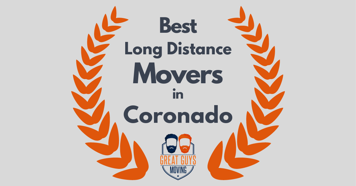 Best Long Distance Movers in Coronado, CA