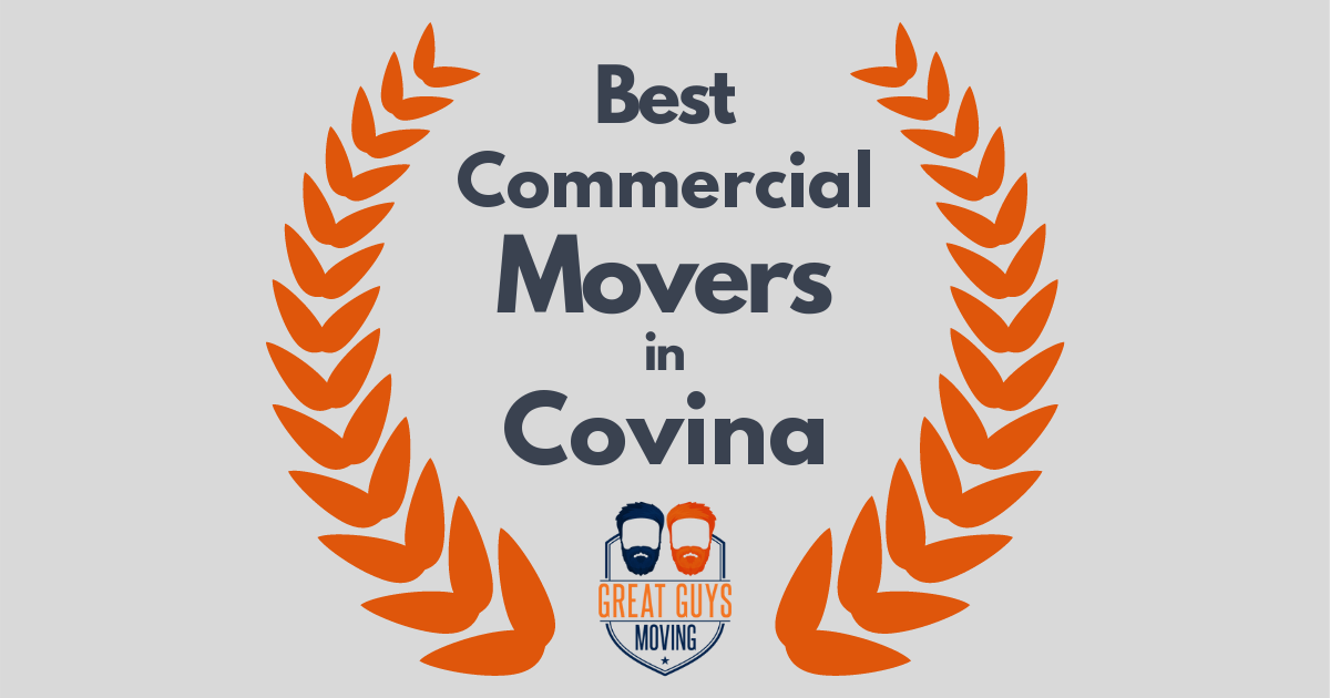 Best Commercial Movers in Covina, CA