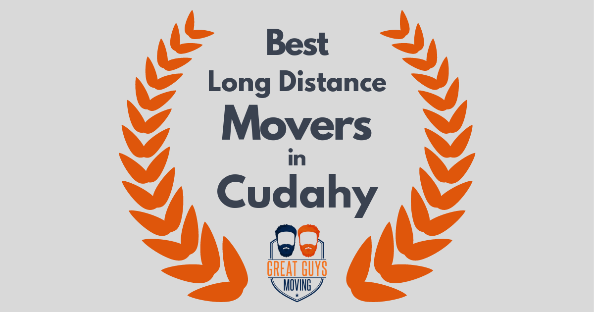 Best Long Distance Movers in Cudahy, CA