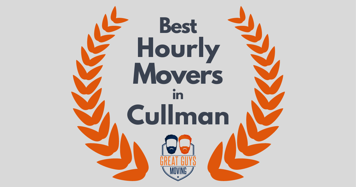 Best Hourly Movers in Cullman, AL