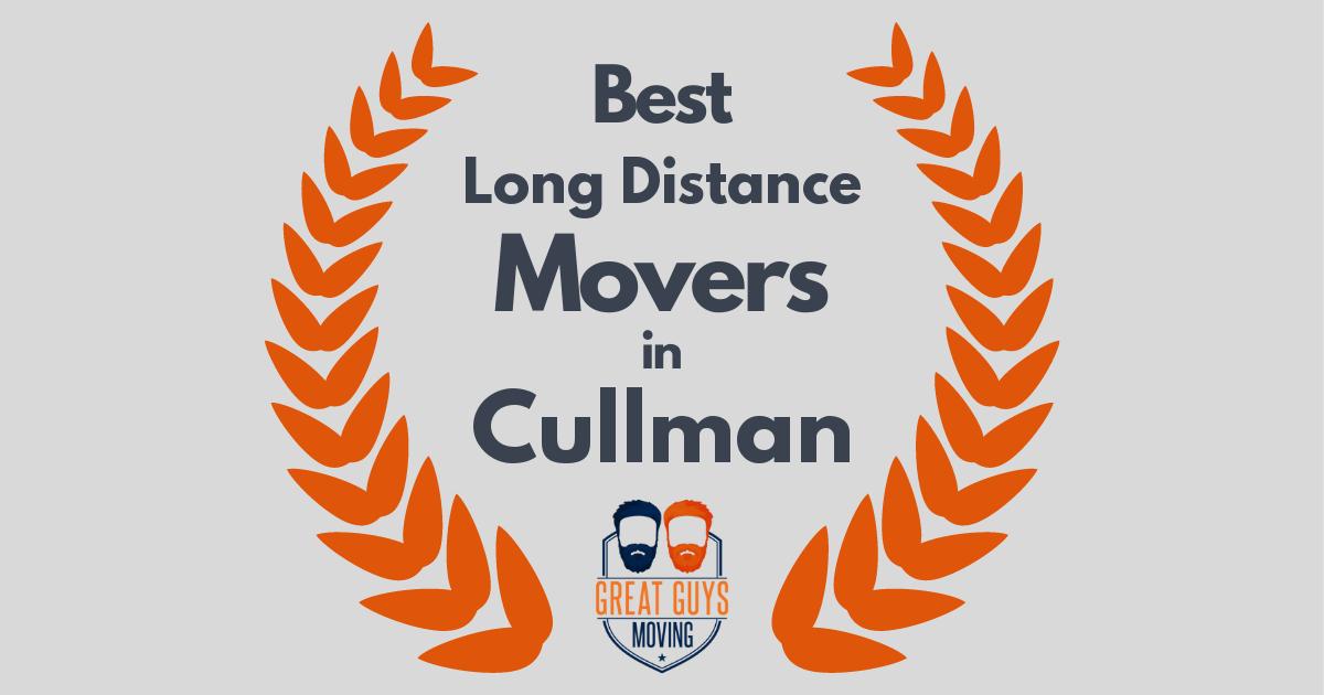 Best Long Distance Movers in Cullman, AL