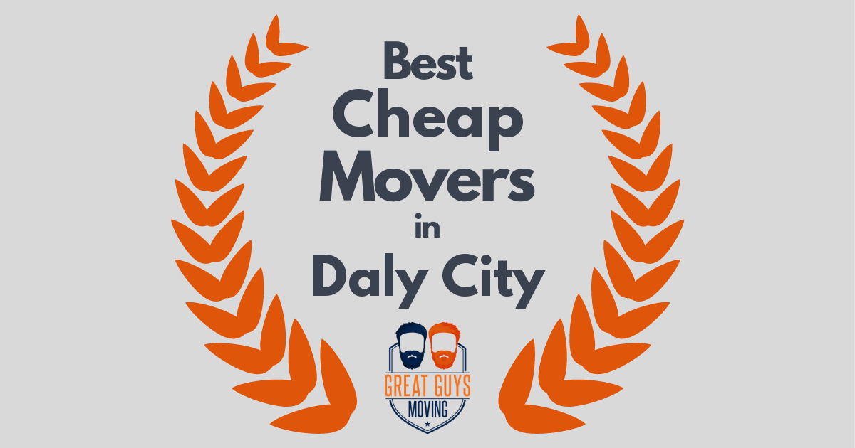 Best Cheap Movers in Daly City, CA
