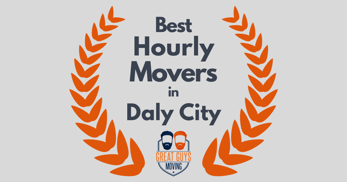 Best Hourly Movers in Daly City, CA