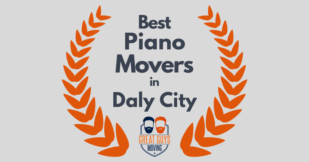 Best Piano Movers in Daly City, CA