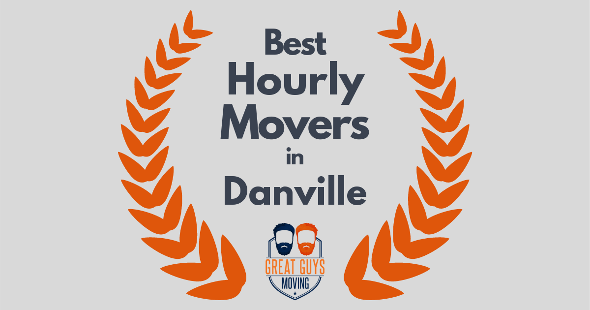 Best Hourly Movers in Danville, CA