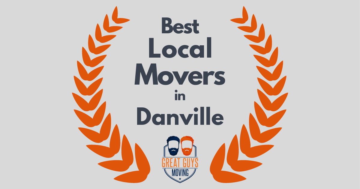 Best Local Movers in Danville, CA