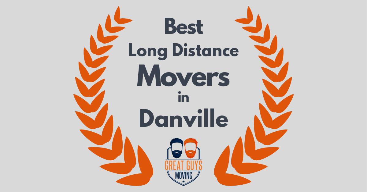 Best Long Distance Movers in Danville, CA