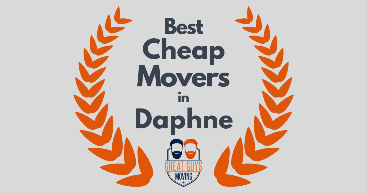 Best Cheap Movers in Daphne, AL