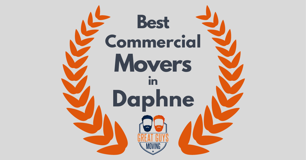 Best Commercial Movers in Daphne, AL