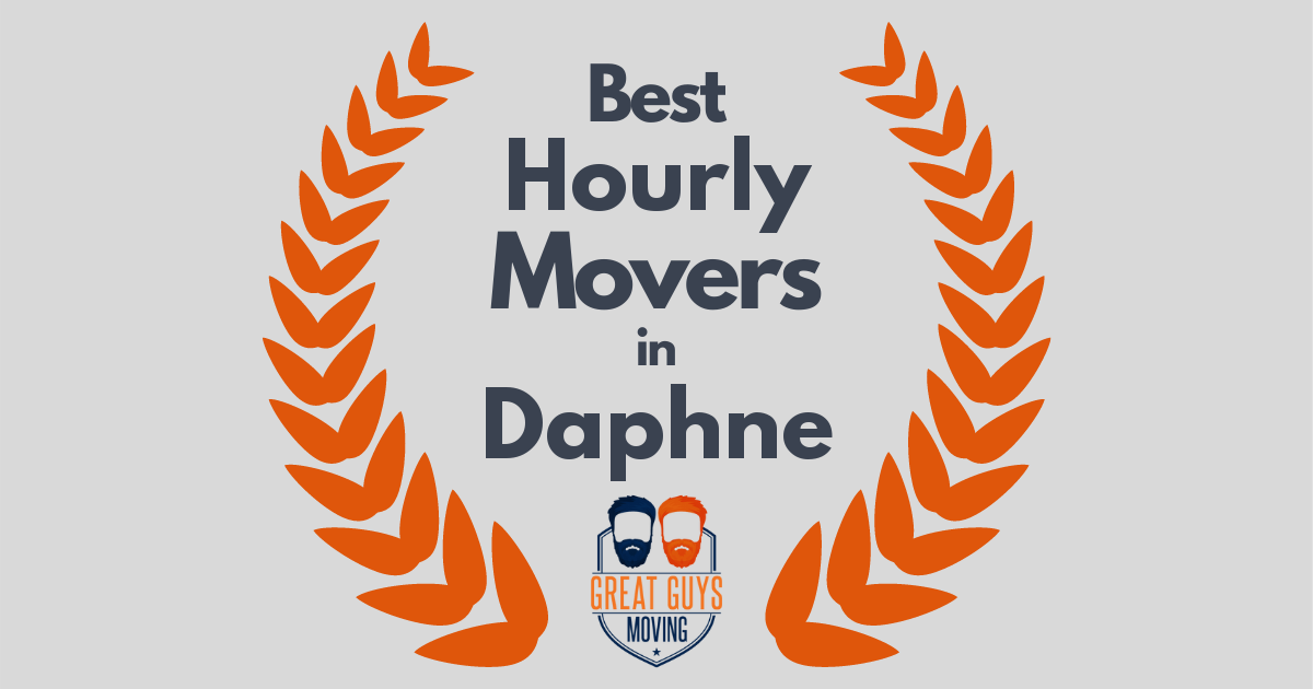 Best Hourly Movers in Daphne, AL