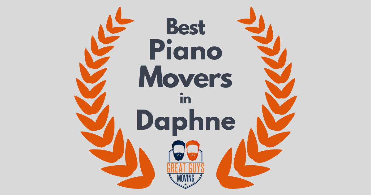 Best Piano Movers in Daphne, AL