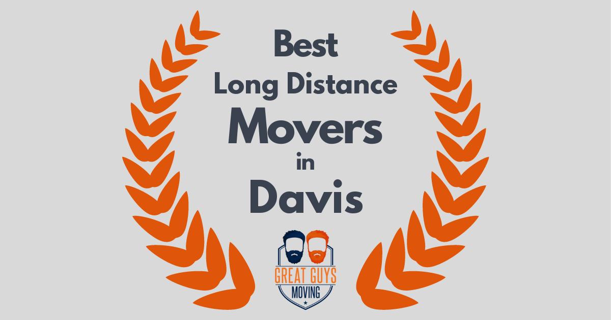 Best Long Distance Movers in Davis, CA