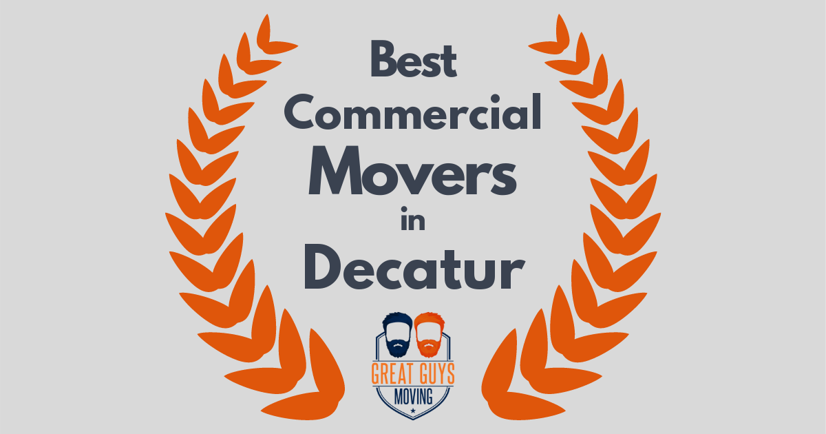 Best Commercial Movers in Decatur, AL