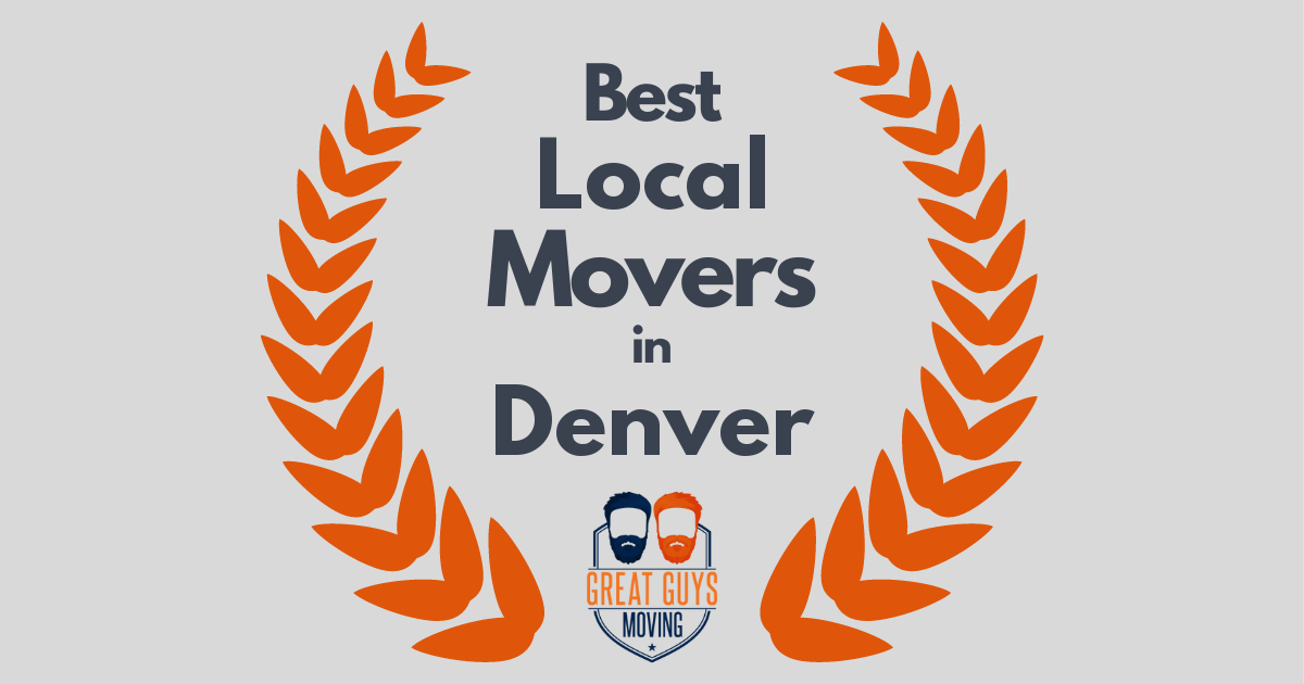 Best Local Movers in Denver, CO