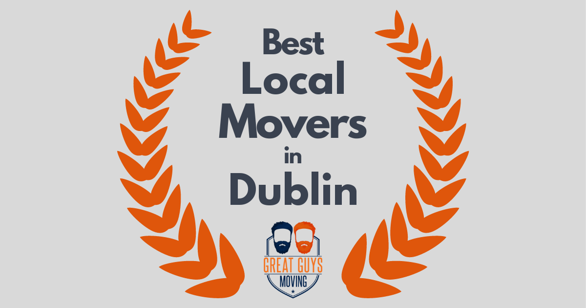 Best Local Movers in Dublin, CA
