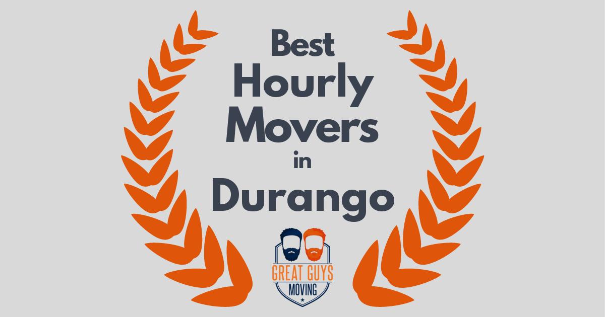 Best Hourly Movers in Durango, CO