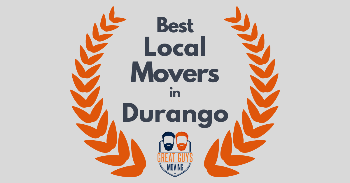 Best Local Movers in Durango, CO