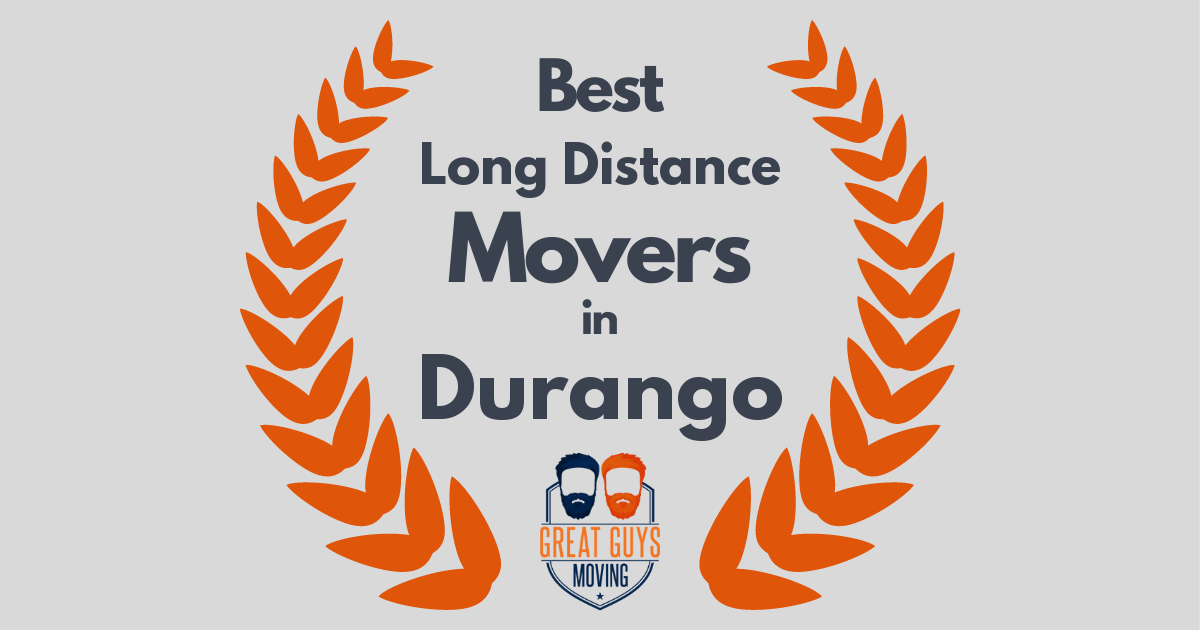 Best Long Distance Movers in Durango, CO