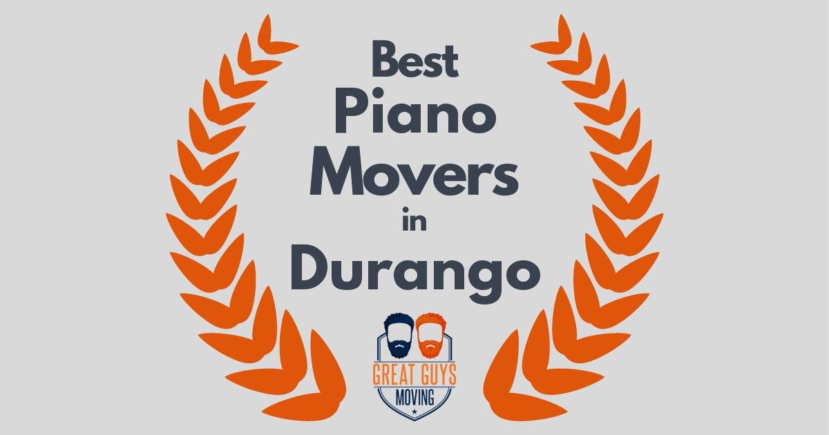 Best Piano Movers in Durango, CO