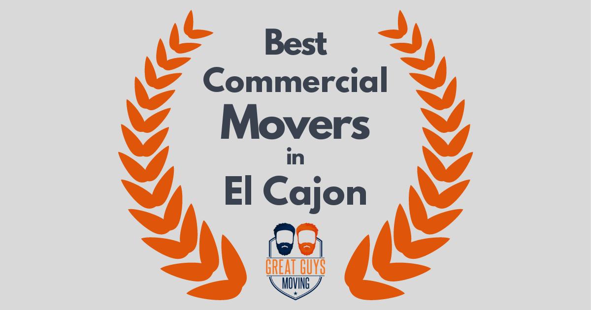 Best Commercial Movers in El Cajon, CA