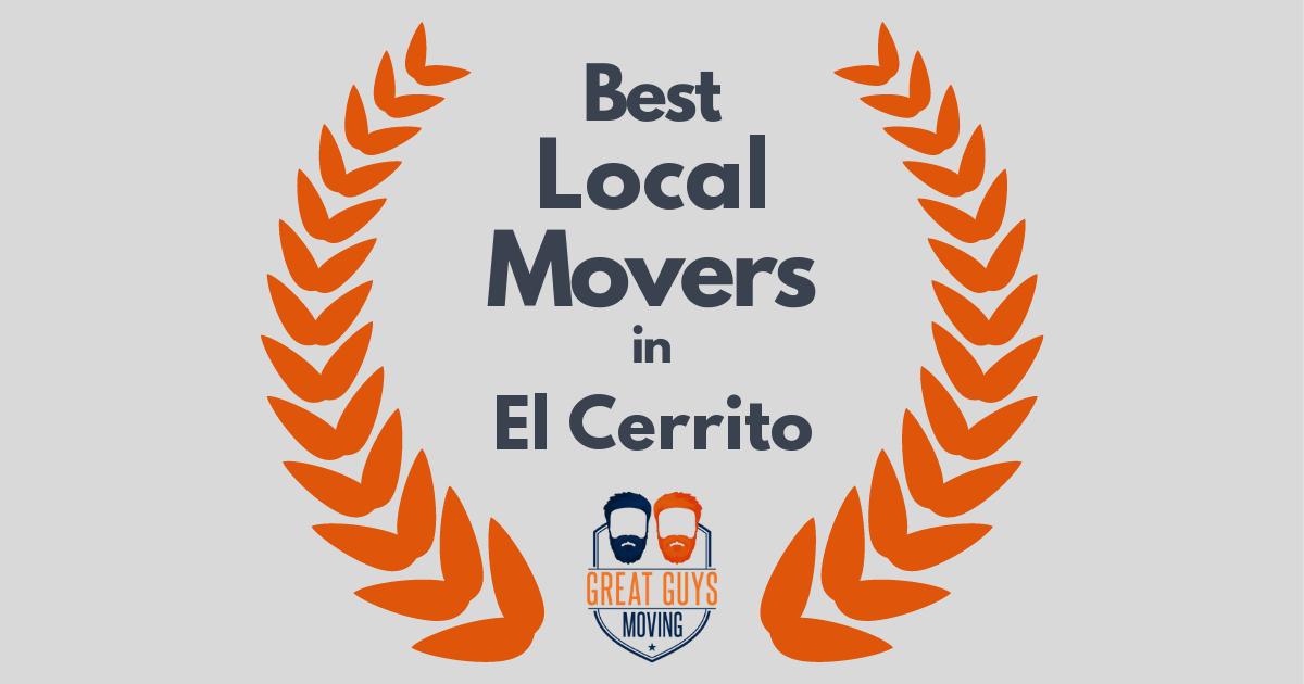 Best Local Movers in El Cerrito, CA