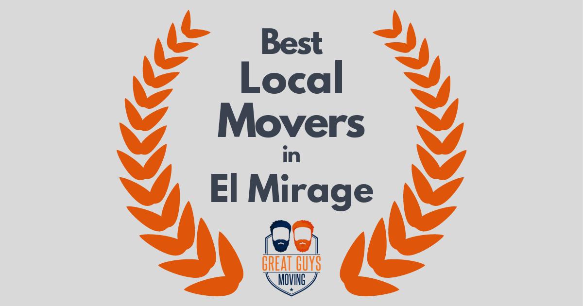 Best Local Movers in El Mirage, AZ