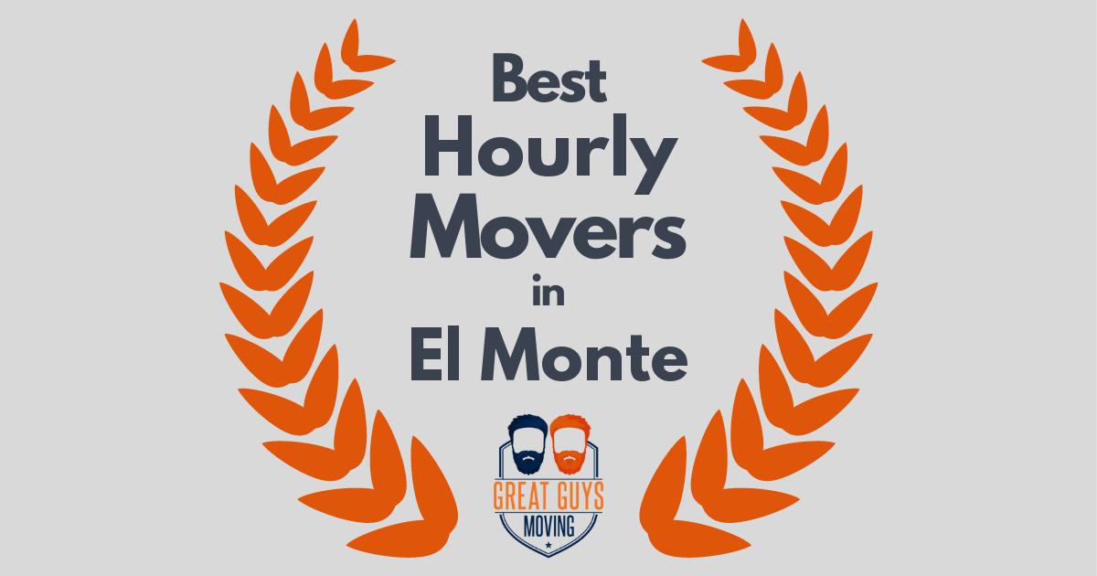 Best Hourly Movers in El Monte, CA