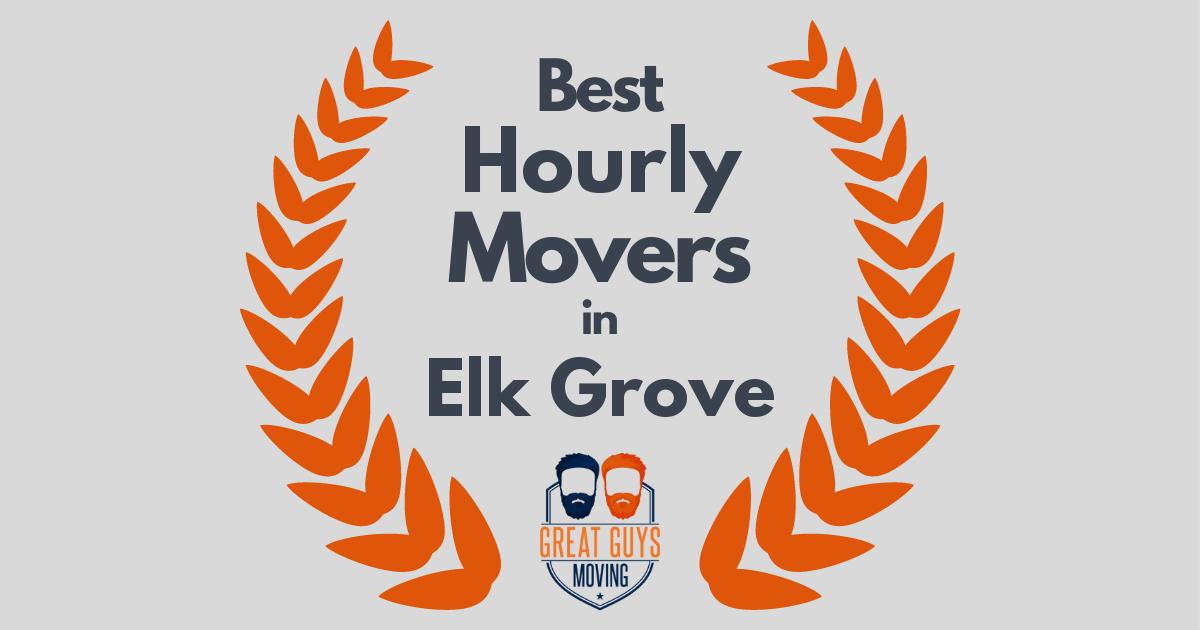 Best Hourly Movers in Elk Grove, CA