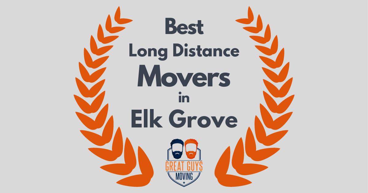 Best Long Distance Movers in Elk Grove, CA