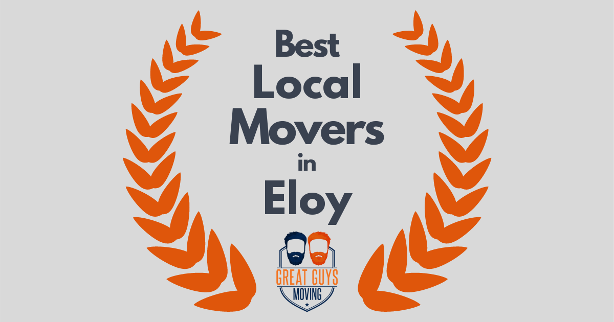 Best Local Movers in Eloy, AZ