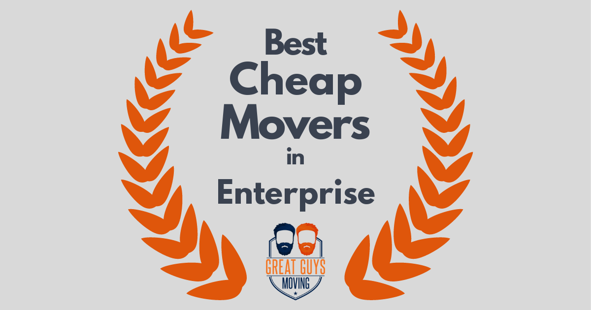 Best Cheap Movers in Enterprise, AL