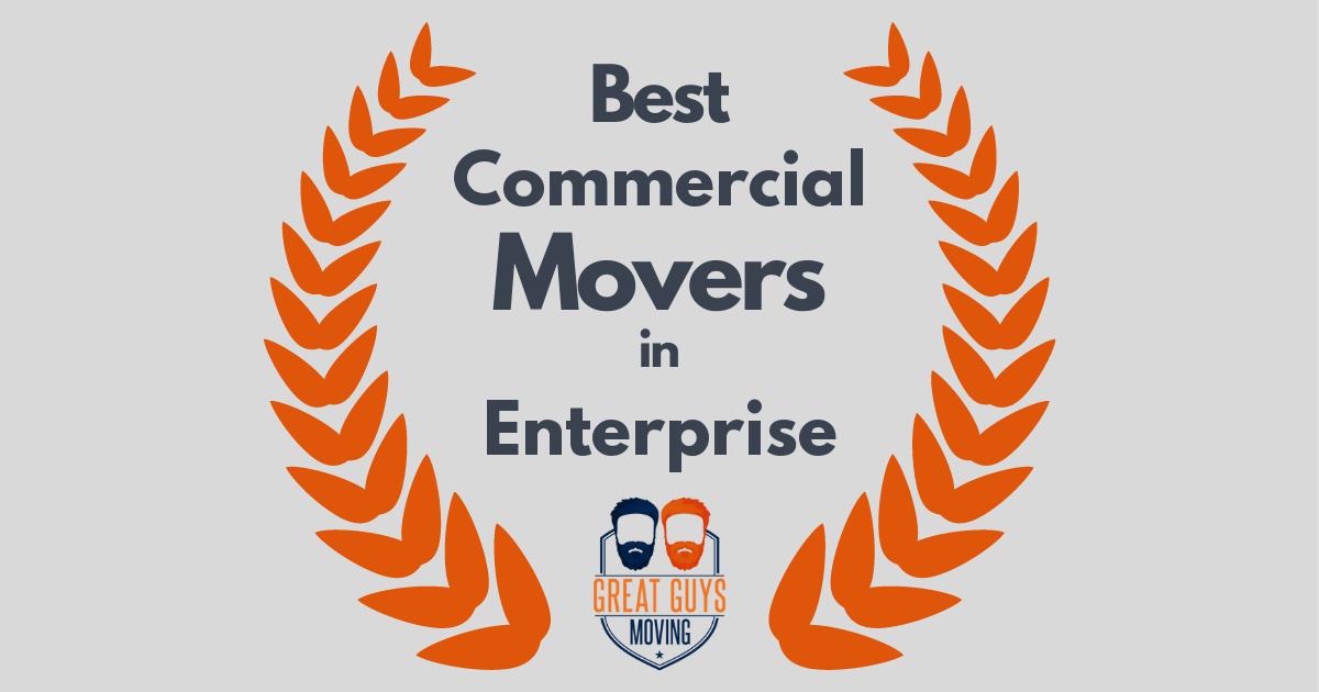 Best Commercial Movers in Enterprise, AL