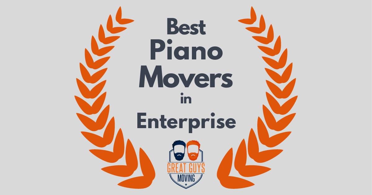 Best Piano Movers in Enterprise, AL