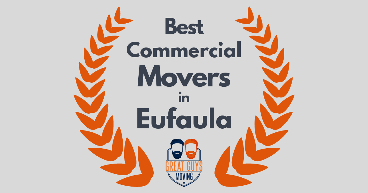 Best Commercial Movers in Eufaula, AL