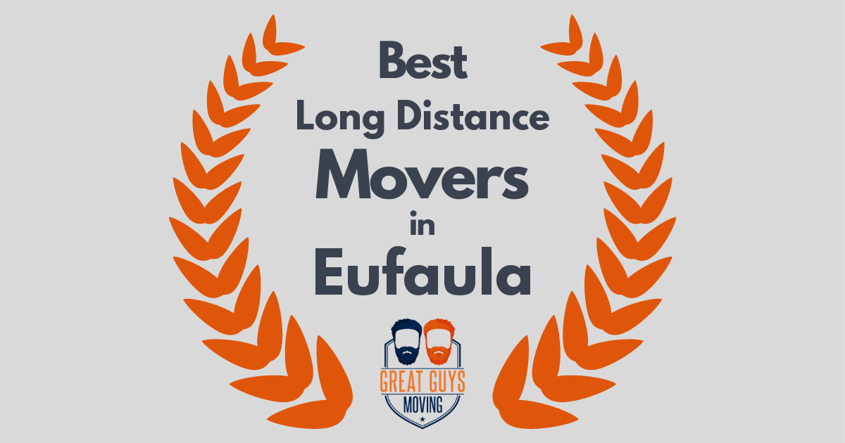 Best Long Distance Movers in Eufaula, AL