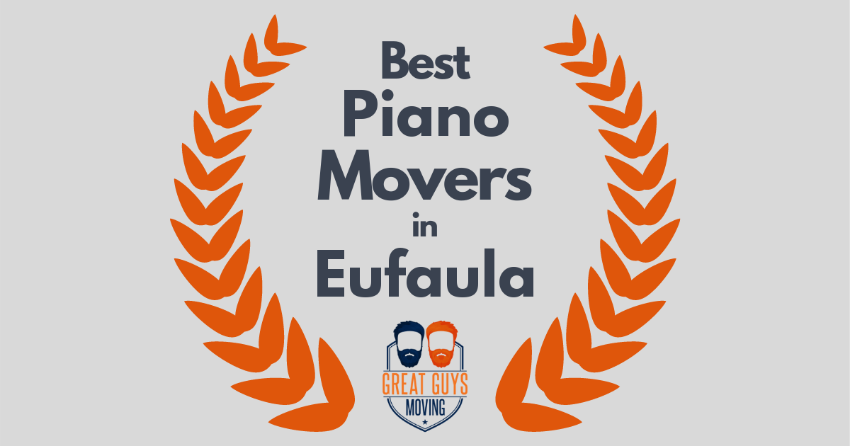 Best Piano Movers in Eufaula, AL