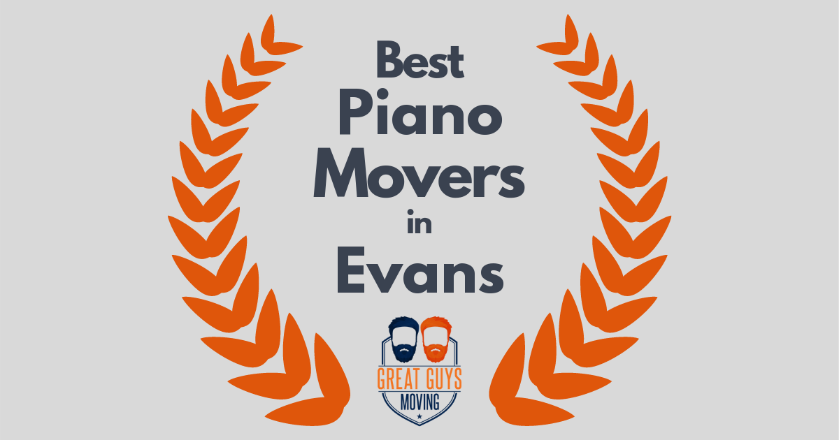 Best Piano Movers in Evans, CO