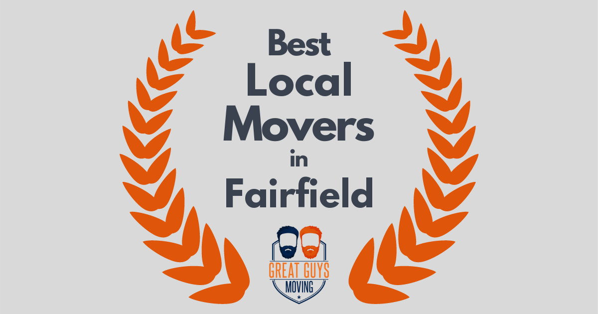 Best Local Movers in Fairfield, CA
