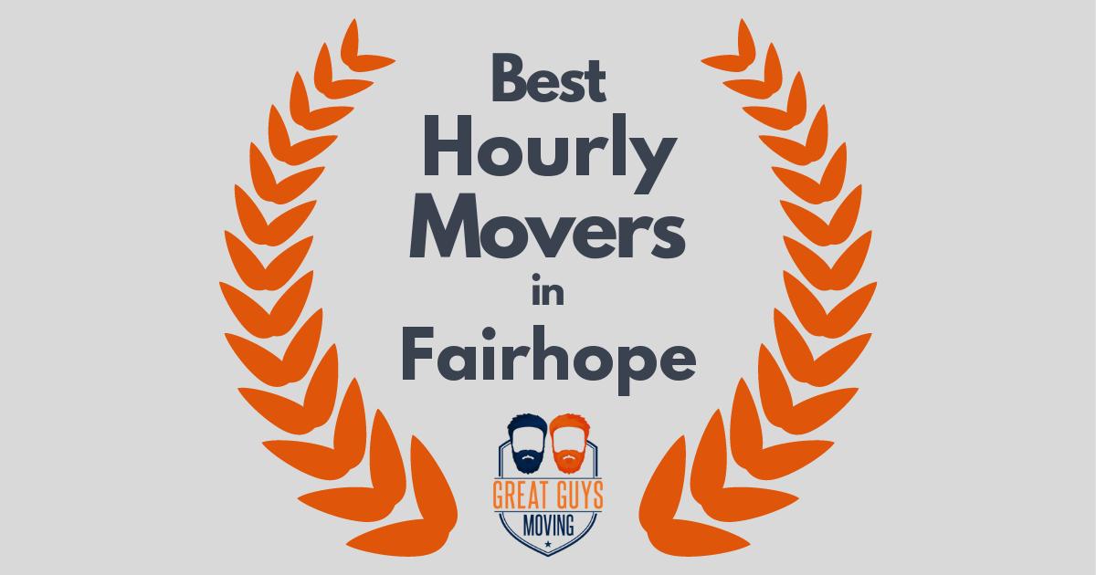 Best Hourly Movers in Fairhope, AL