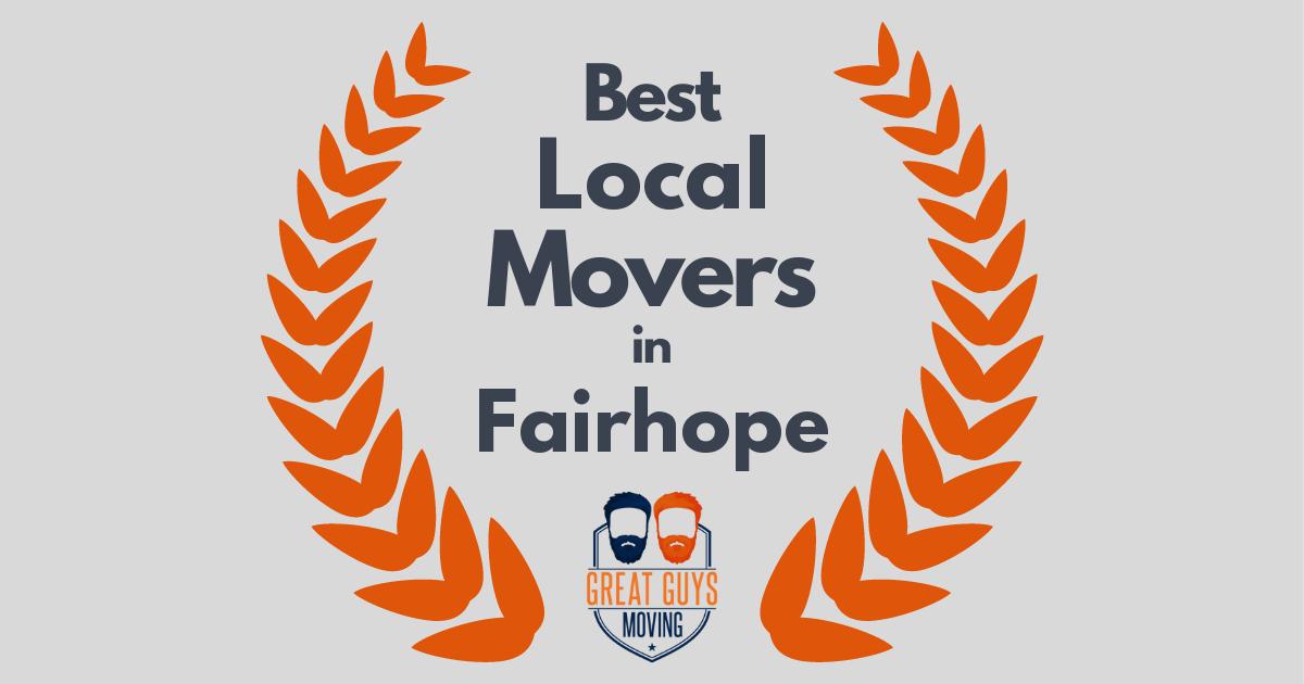 Best Local Movers in Fairhope, AL