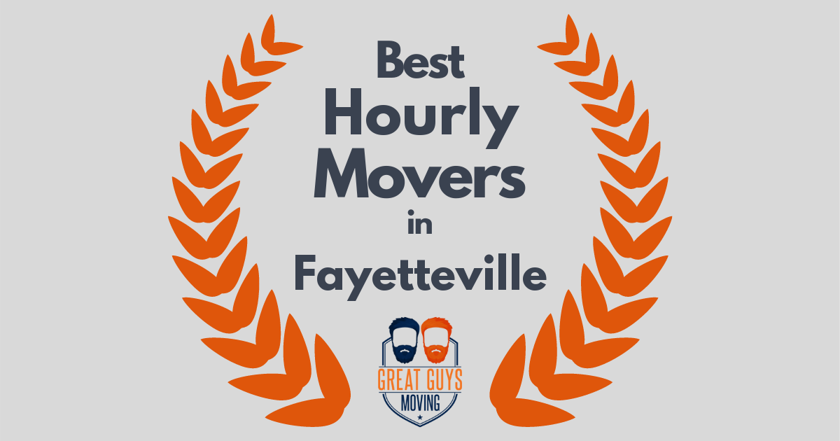Best Hourly Movers in Fayetteville, AR