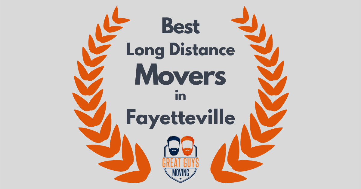 Best Long Distance Movers in Fayetteville, AR