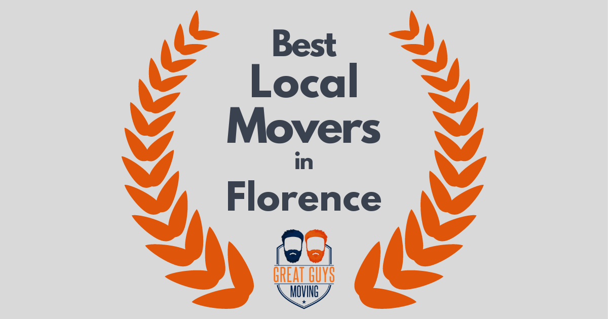 Best Local Movers in Florence, AL