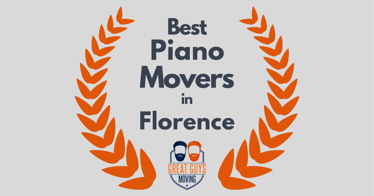 Best Piano Movers in Florence, AL