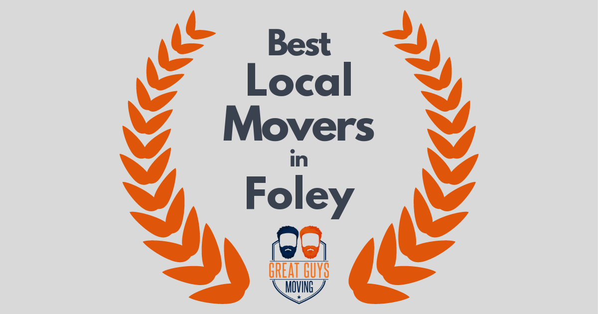 Best Local Movers in Foley, AL