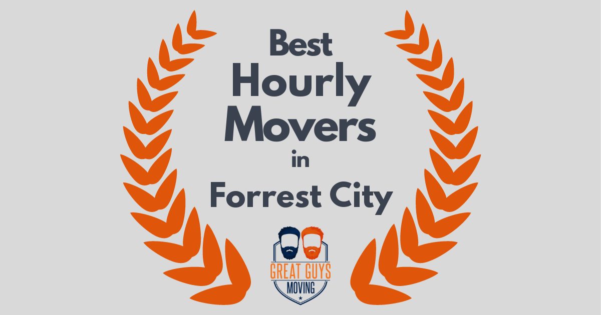 Best Hourly Movers in Forrest City, AR