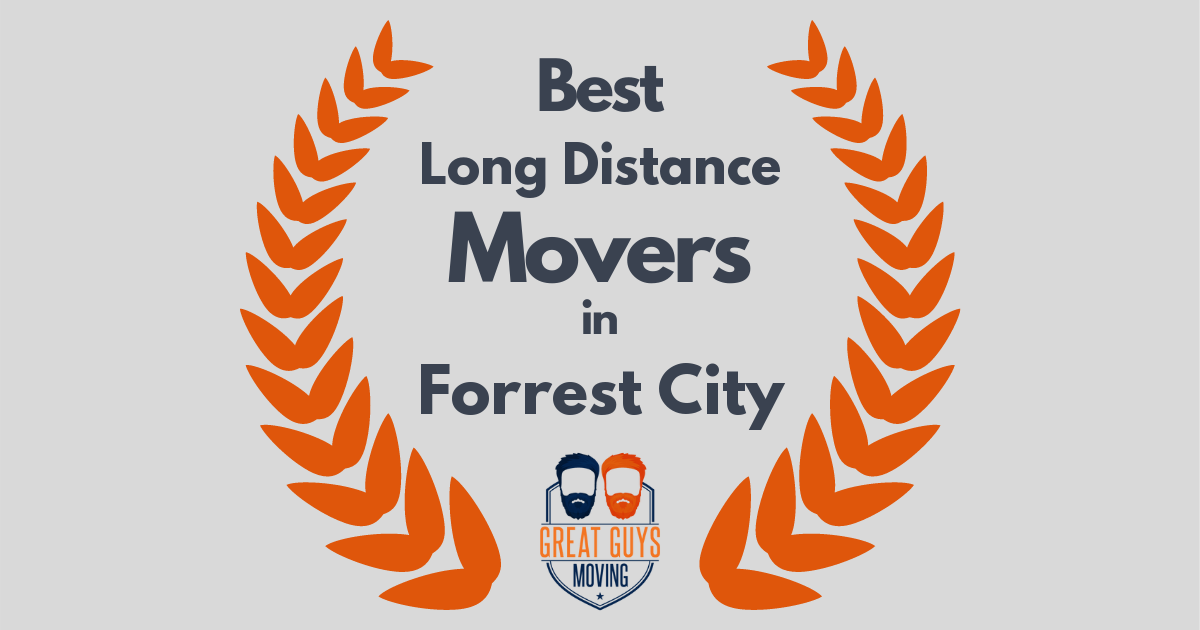 Best Long Distance Movers in Forrest City, AR