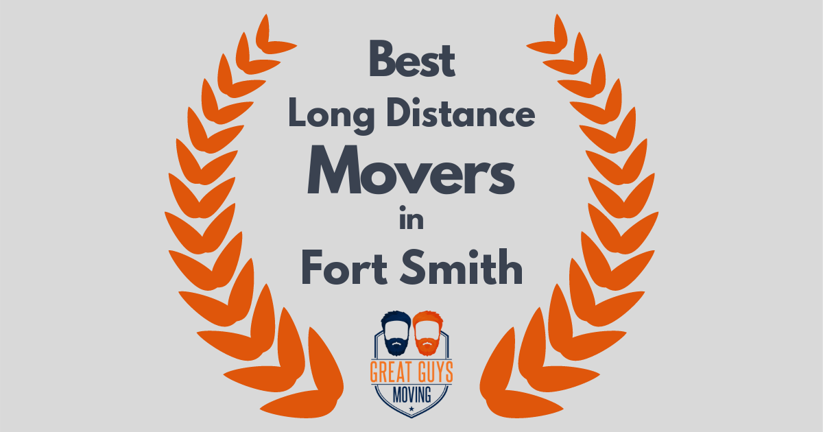 Best Long Distance Movers in Fort Smith, AR