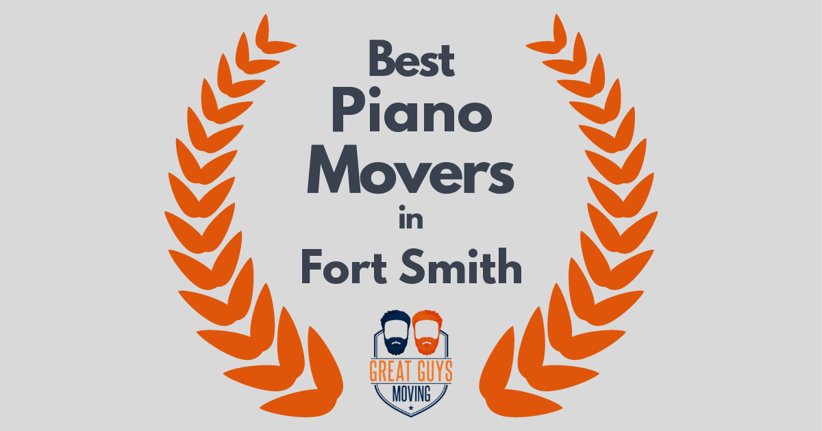 Best Piano Movers in Fort Smith, AR