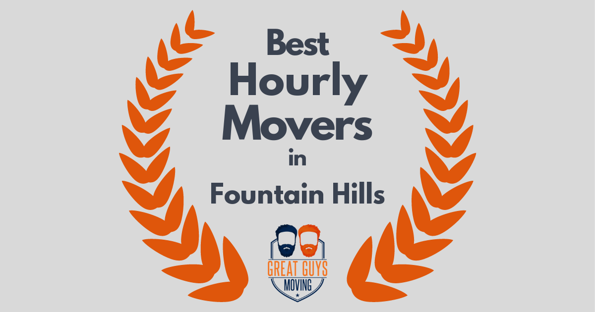 Best Hourly Movers in Fountain Hills, AZ